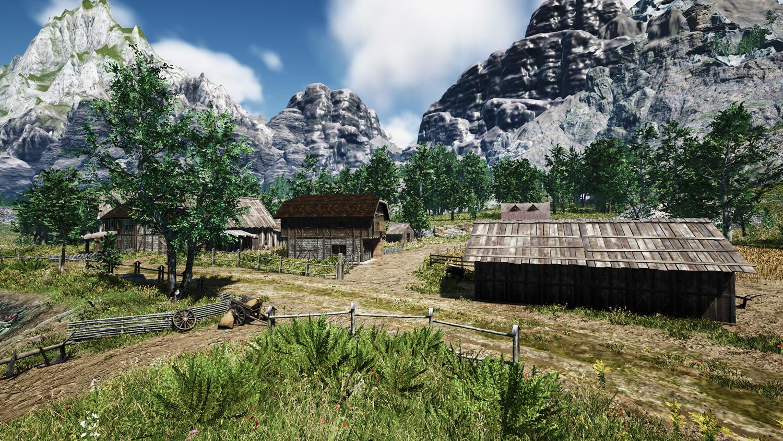 Mortal Online Map - Pig Farm