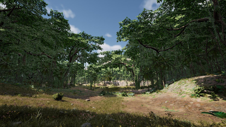 Mortal Online Map - Jungle