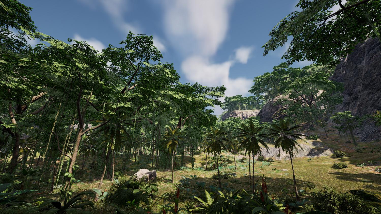 Mortal Online Map - Echidna