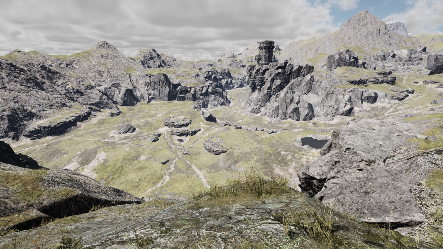 Mortal Online Map - Mage Valley
