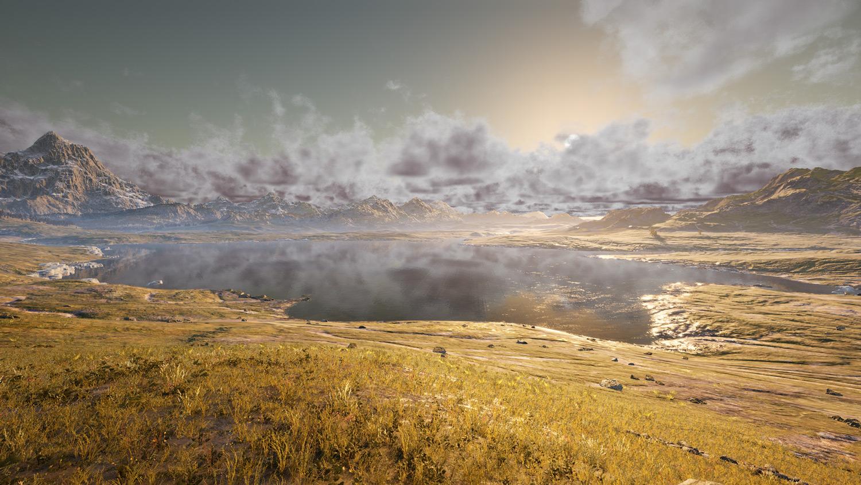 Mortal Online Map - Sausage Lake