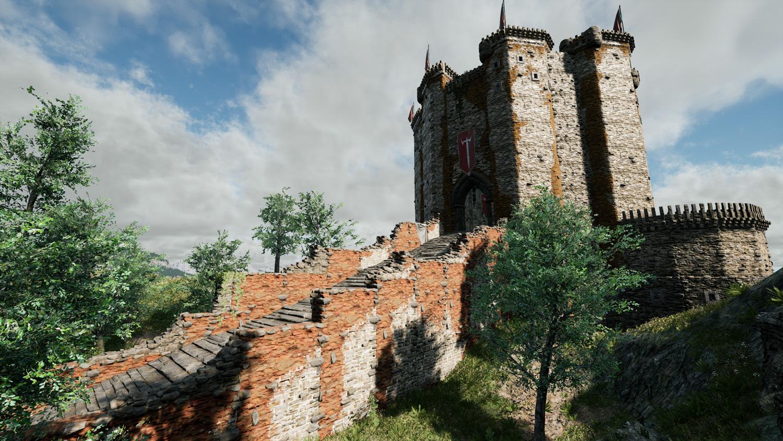 Mortal Online Map - Dungeon - Fabernum Tower