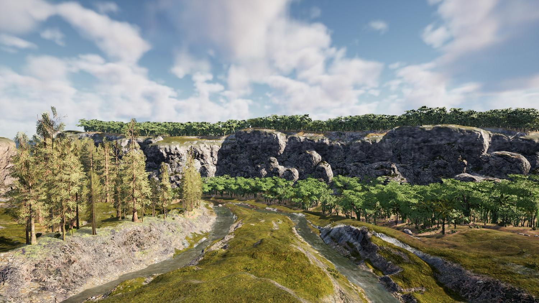 Mortal Online Map - Broken Water