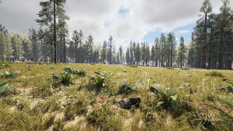 Mortal Online Map - Eastern Steppe