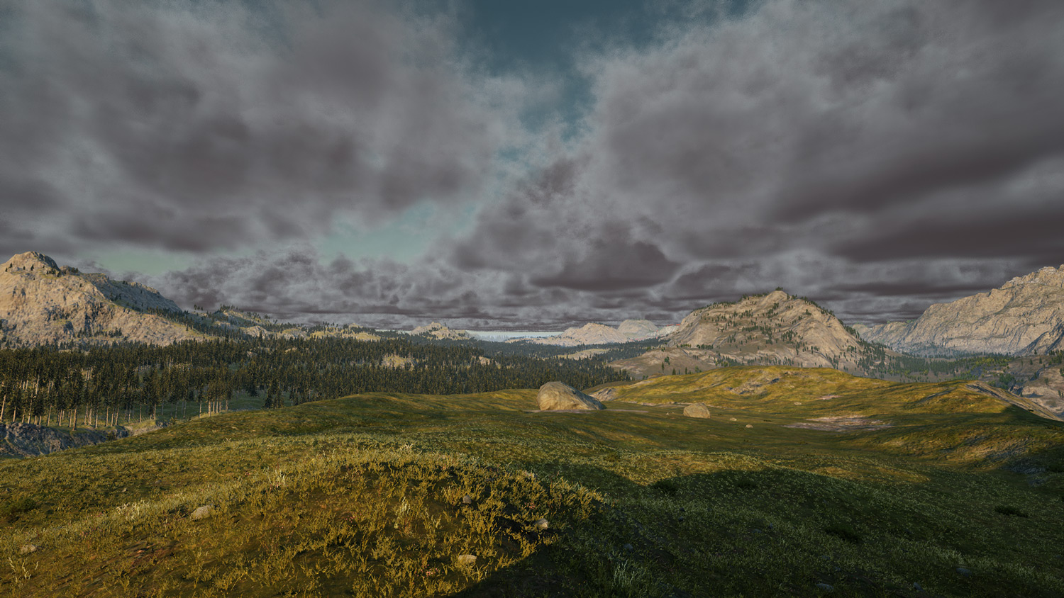 Mortal Online Map - Northern Steppe