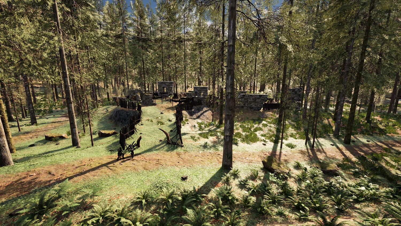 Mortal Online Map - Bakti - Bandit Camp