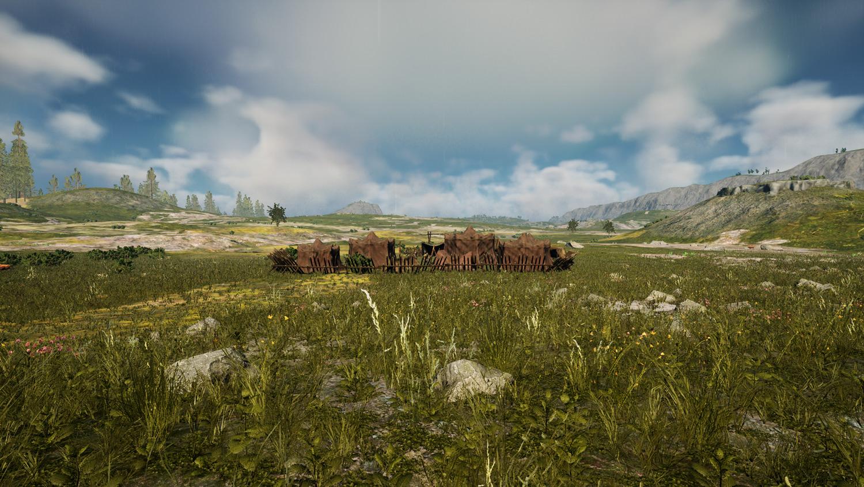 Mortal Online Map - Vadda Forest - Bandit Camp