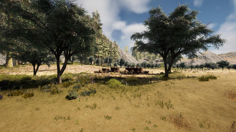 Mortal Online Map - Spider Cave - Bandit Camp