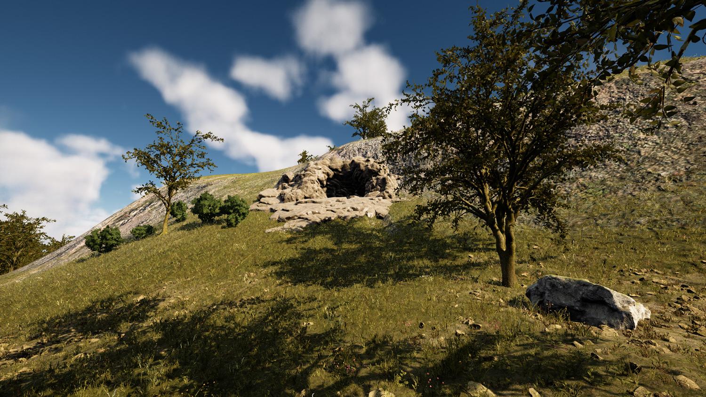 Mortal Online Map - Eastern Steppe - Spider Cave