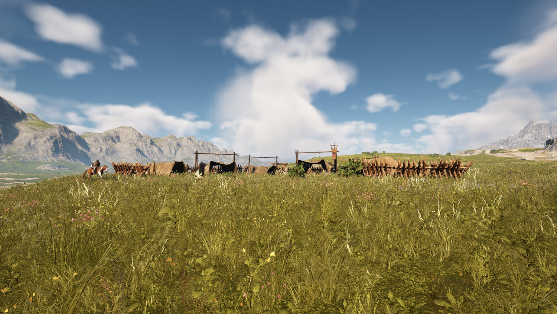 Mortal Online Map - Morin Khur - Risar Camp