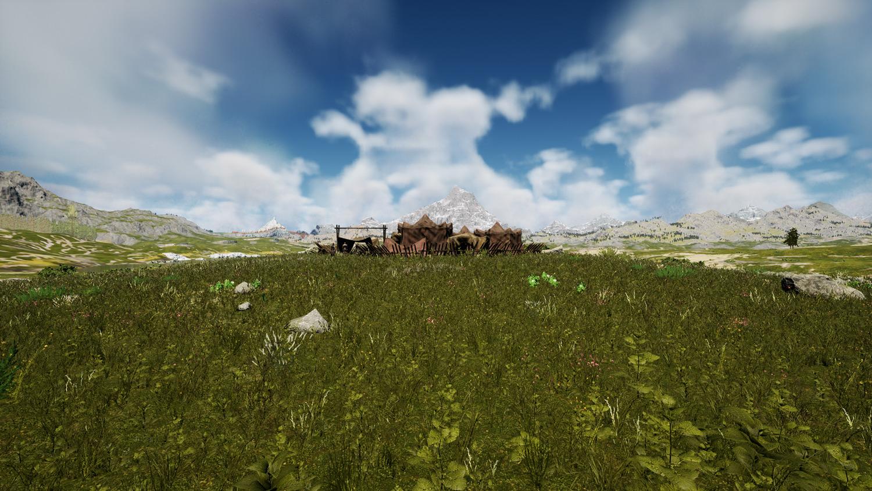 Mortal Online Map - Southern Outlet - Bandit Camp