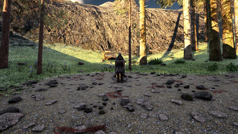 Mortal Online Map - Bakti Red Priest