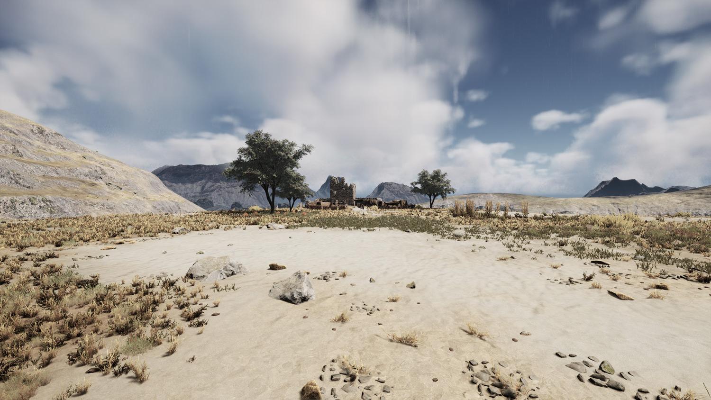 Mortal Online Map - Spider Cave - Risar Camp