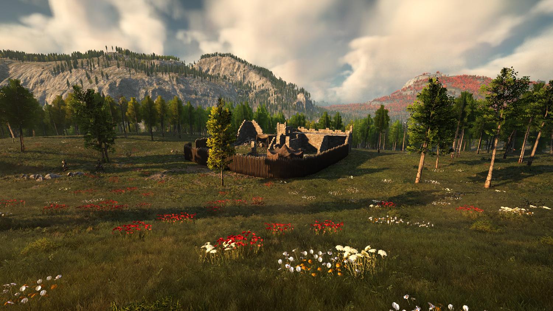 Mortal Online Map - Fabernum - Bandit Camp