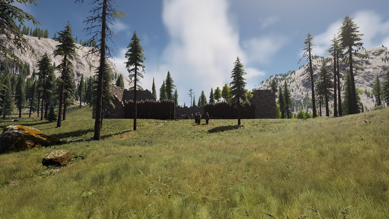 Mortal Online Map - Mino Dungeon - Bandit Camp