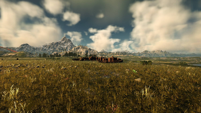 Mortal Online Map - Gaur Hill - Bandit Camp
