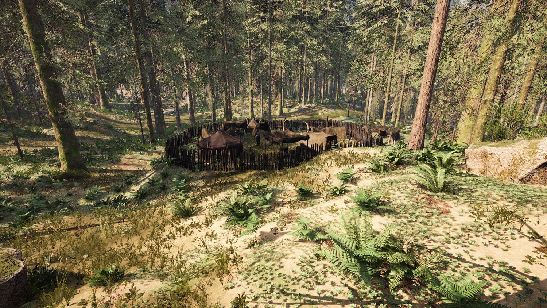 Mortal Online Map - Vadda - Bandit Camp