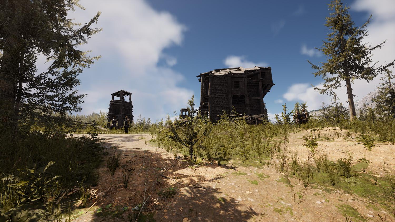 Mortal Online Map - Bullhead Tunnel - Bandit Camp