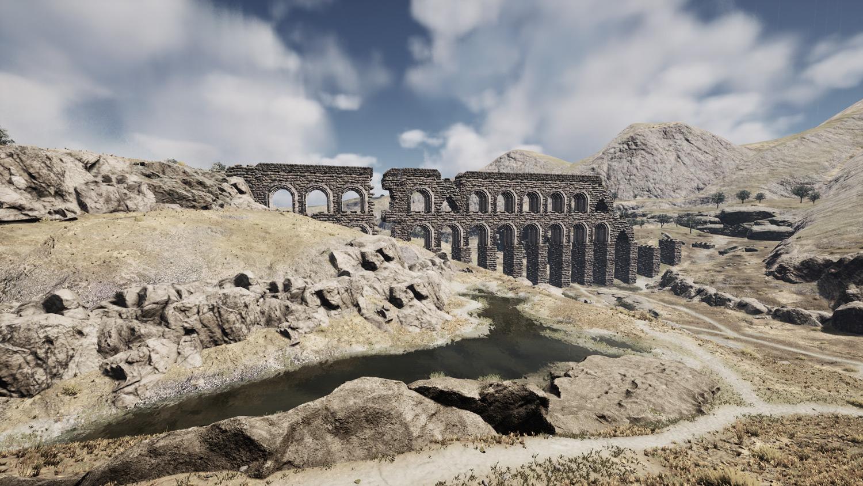 Mortal Online Map - Aqueduct