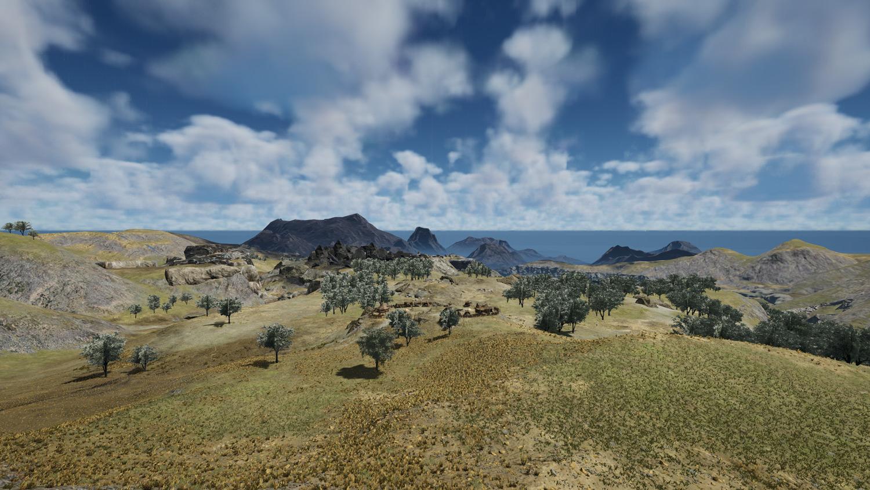 Mortal Online Map - Tephra Crater - Risar Camp