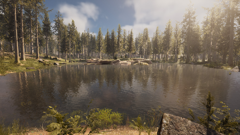 Mortal Online Map - Bullseye Lake