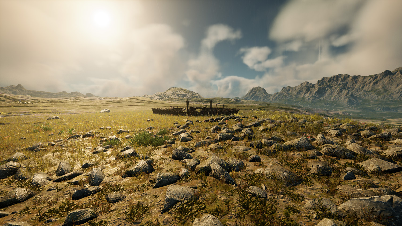 Mortal Online Map - Calx Bridge - Risar Camp
