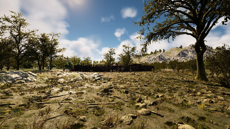 Mortal Online Map - Eastern Steppe - Bandit Camp