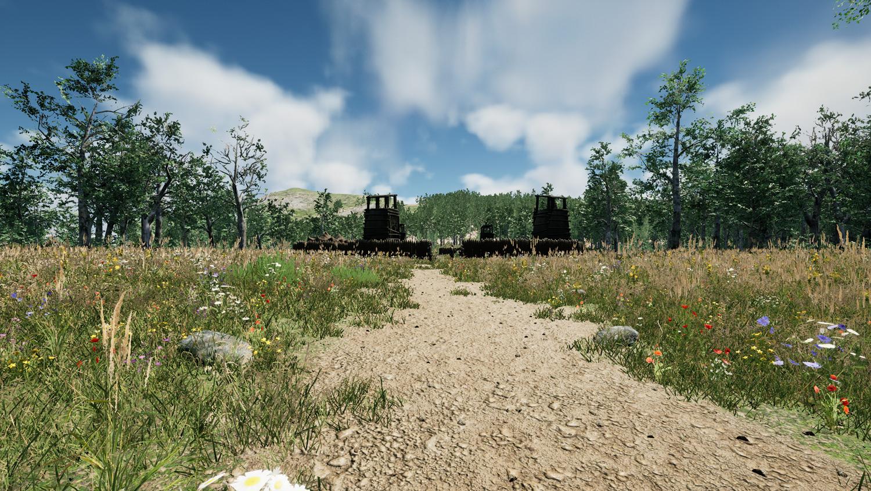 Mortal Online Map - Headquarters - Bandit Camp