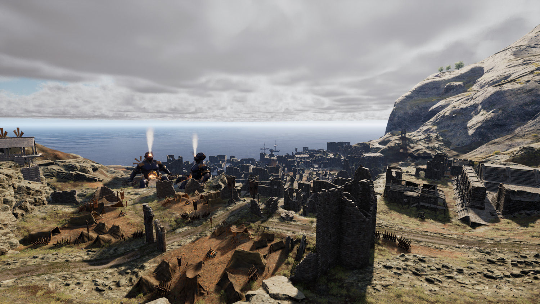 Mortal Online Map - Gaul Kor - Lawless Town