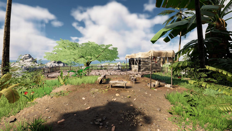 Mortal Online Map - Mountain Overlook