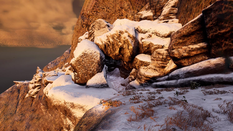 Mortal Online Map - Frostpeak Pass