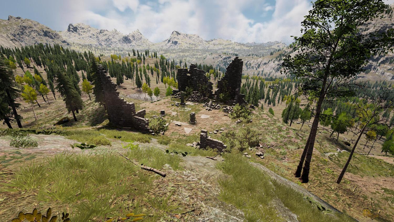 Mortal Online Map - Mino Ruins