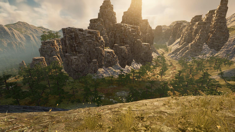 Mortal Online Map - Hidden Path