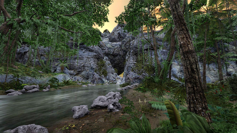 Mortal Online Map - Jungle Pass