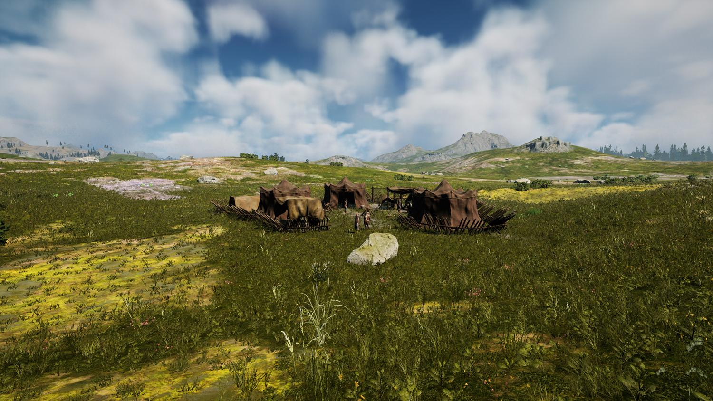 Mortal Online Map - Western Steppe - Bandit Camp