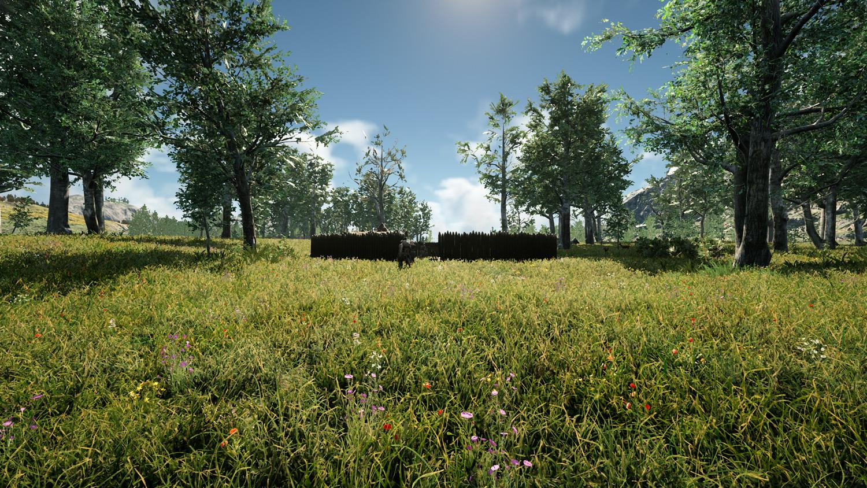 Mortal Online Map - Greywood - Bandit Camp