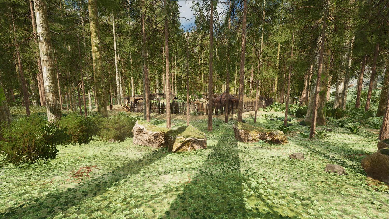Mortal Online Map - Moh Ki - Bandit Camp