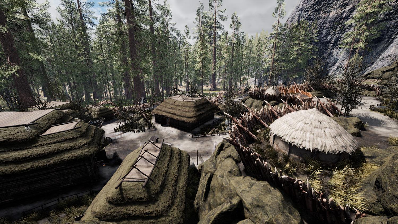 Mortal Online Map - Moh Ki - Guarded Town