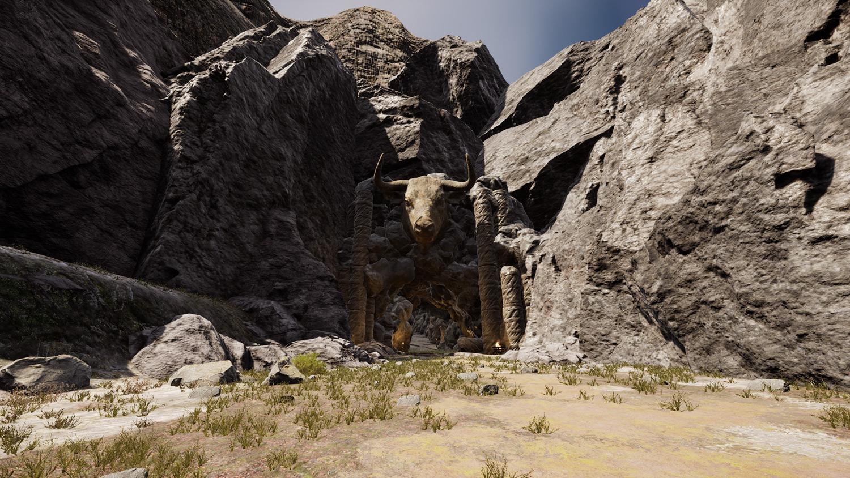 Mortal Online Map - Bullhead Tunnel