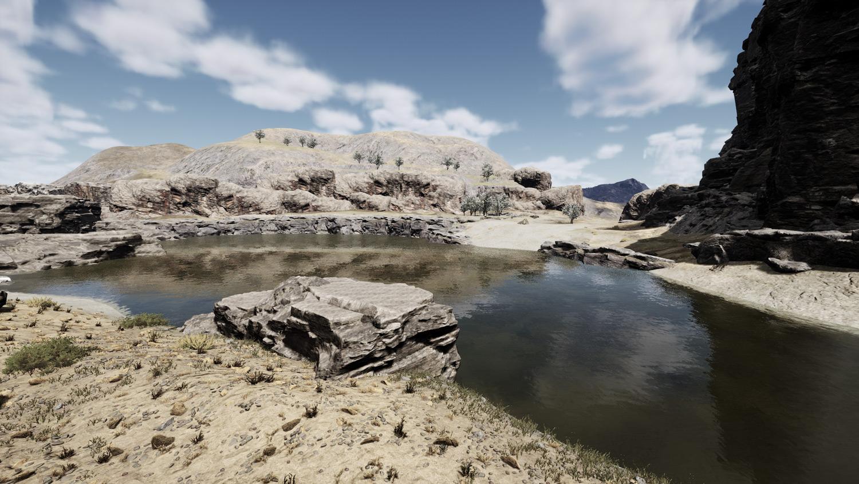 Mortal Online Map - GK Lake