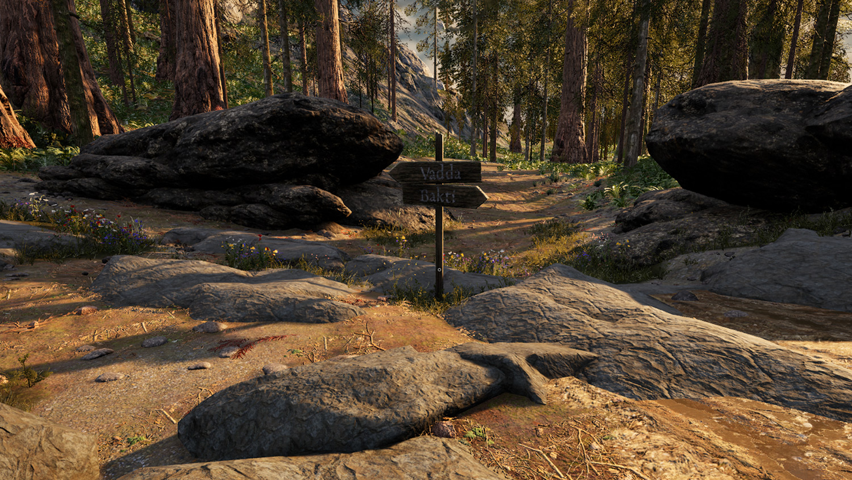 Mortal Online Map - East Vadda Crossroads