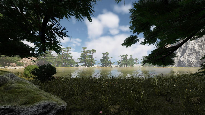 Mortal Online Map - Chiki Lake
