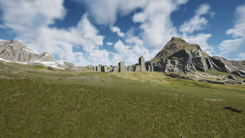 Mortal Online Map - Top Guild Keep