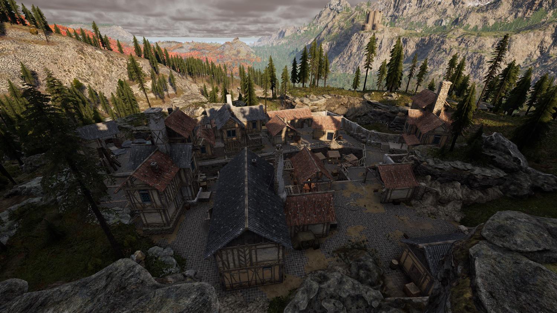Mortal Online Map - Kranesh - Lawless Town