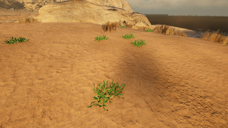 Mortal Online Map - Sea Dew