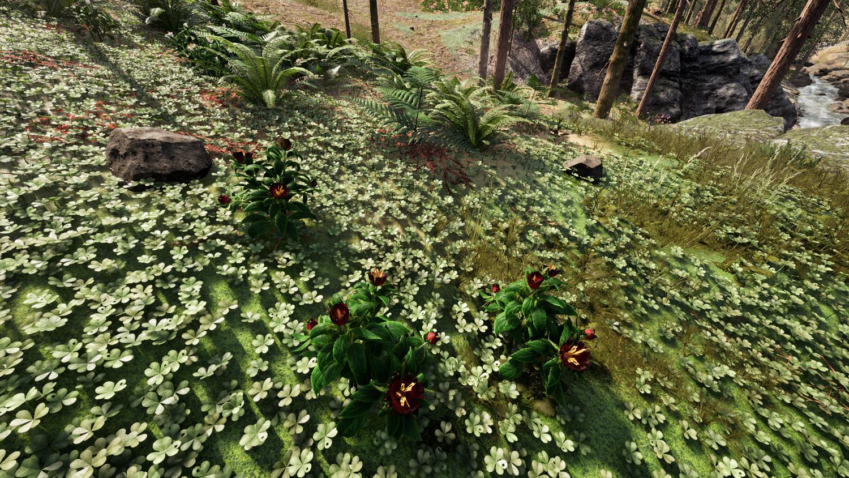 Mortal Online Map - Gaillardia