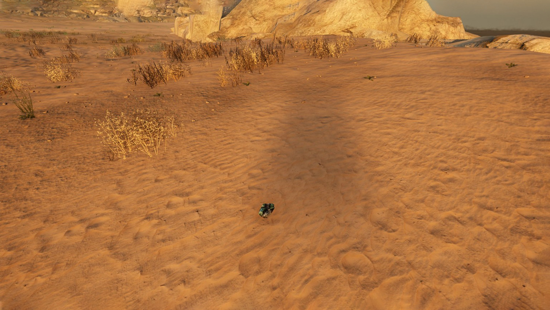 Mortal Online Map - Bor Chunk