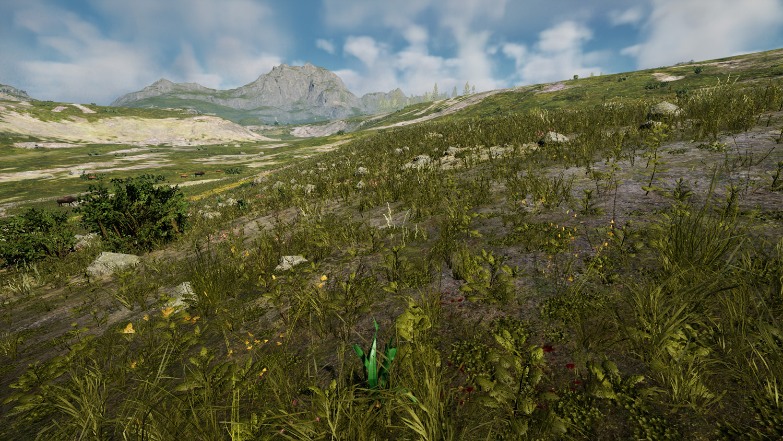 Mortal Online Map - Yellow Cepa