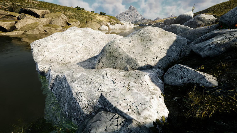 Mortal Online Map - Calx