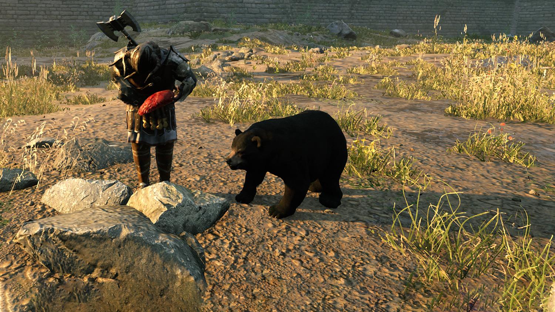 Mortal Online Map - Black Bear